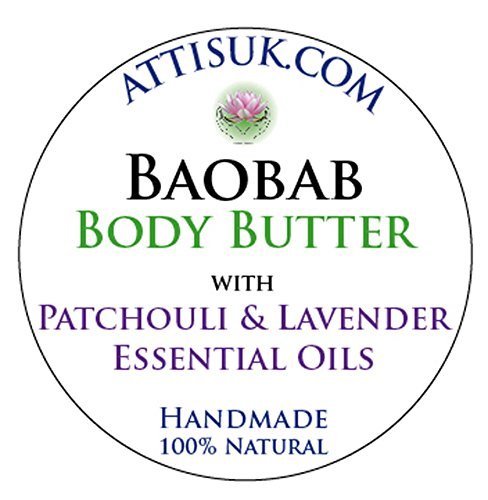ATTIS-Baobab-Body-Butter-with-Patchouli-Lavender-Essential-Oils-Vegan-with-Hazelnut-Oil-moisturiser-face-cream-hand-cream-natural-handmade-0