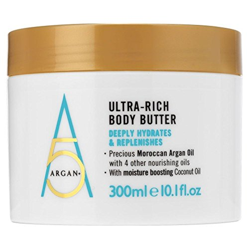 Argan-5-Ultra-Rich-Body-Butter-300ml-0